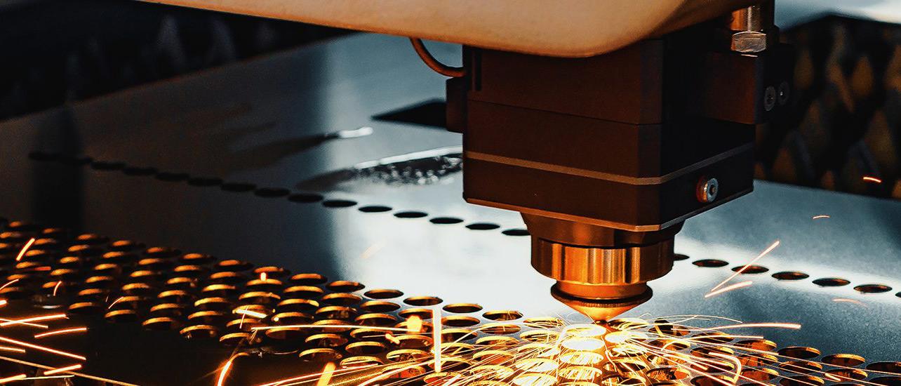 برش لیزر فلزات آراکس