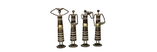 برش لیزر صنایع دستی فلزی