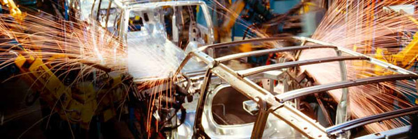 برش لیزر در صنعت خودرو